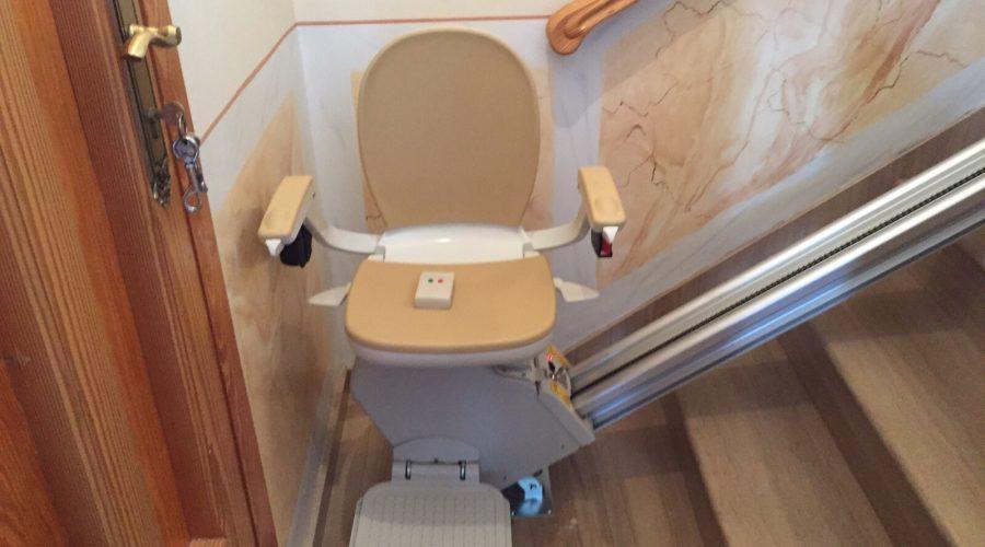 Motivos para utilizar una silla elevadora.