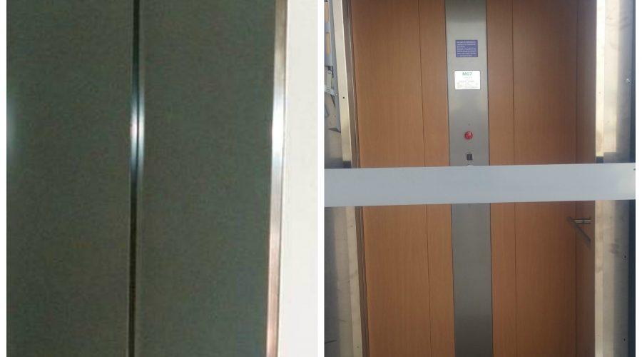 Partes imprescindibles en el montaje de un ascensor.