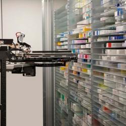 Autómatas para farmacia