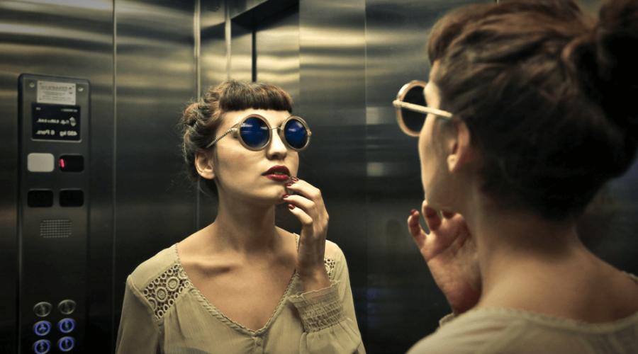 ¿Sabes por qué los ascensores tienen espejos? - MG7 Elevación